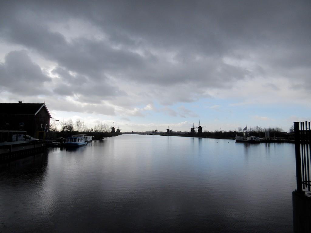 Rotterdam - Kinderdijk Windmills