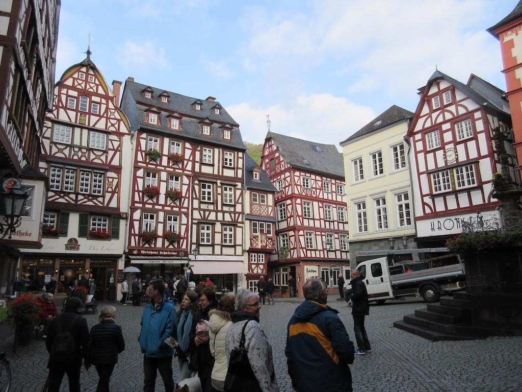 Bernkastel - Town Square