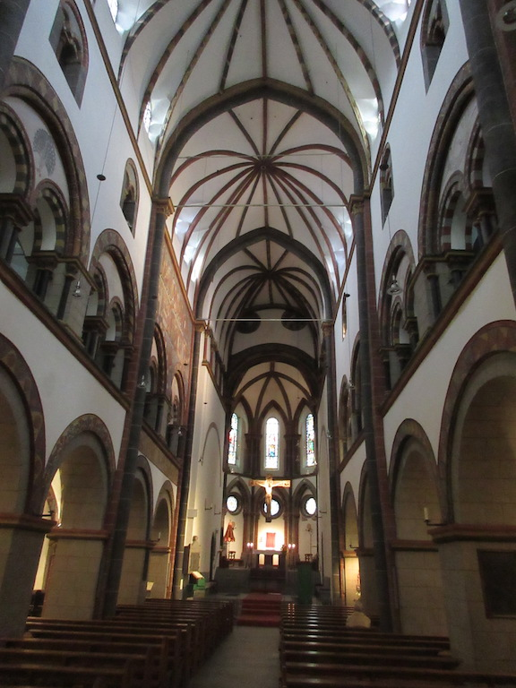 Boppard - St. Severus Church Interior