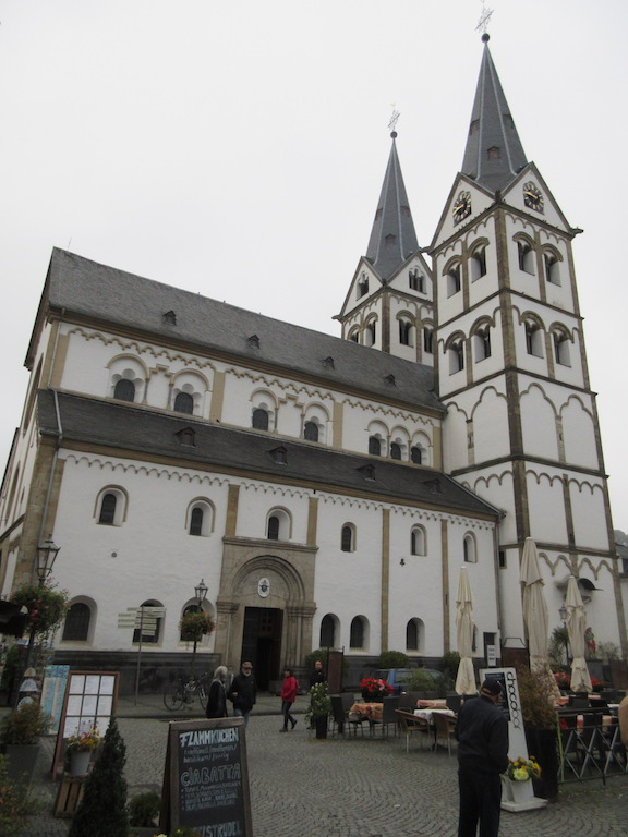 Bopped - St. Severus Church