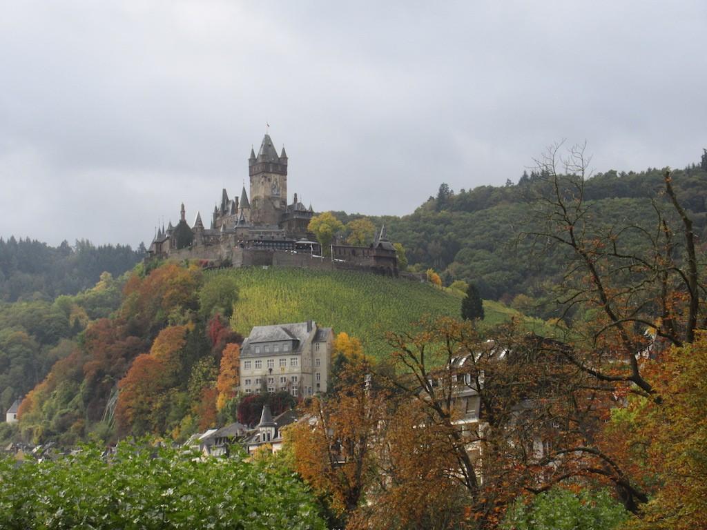 Cochem - Castle