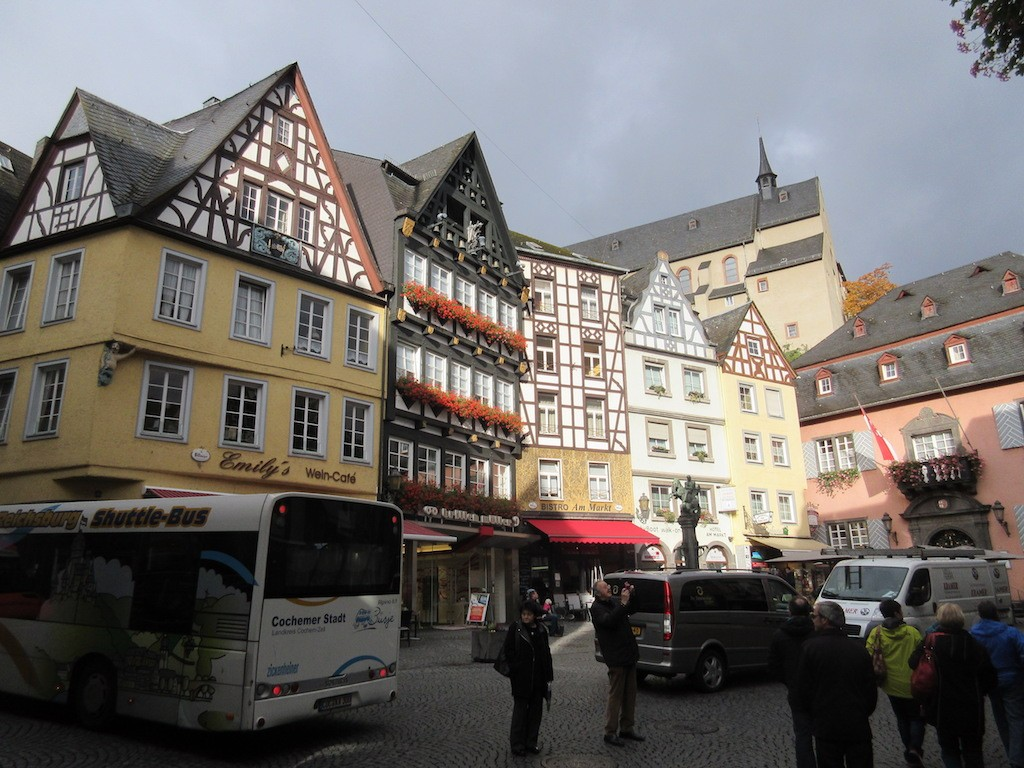 Cochem - Town Square