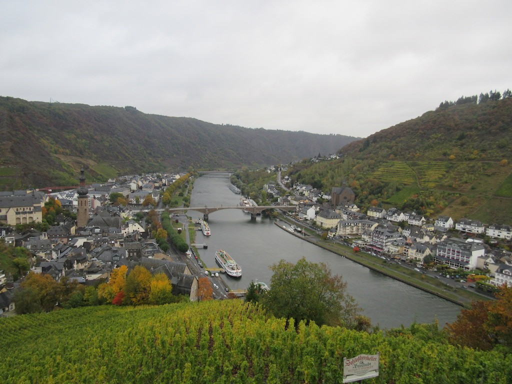Cochem - View from the castle