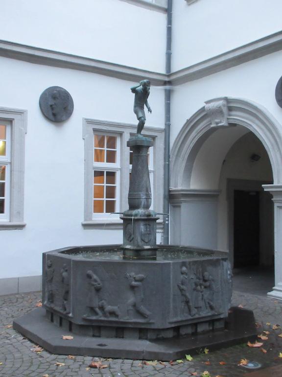 Loblenz Fountain