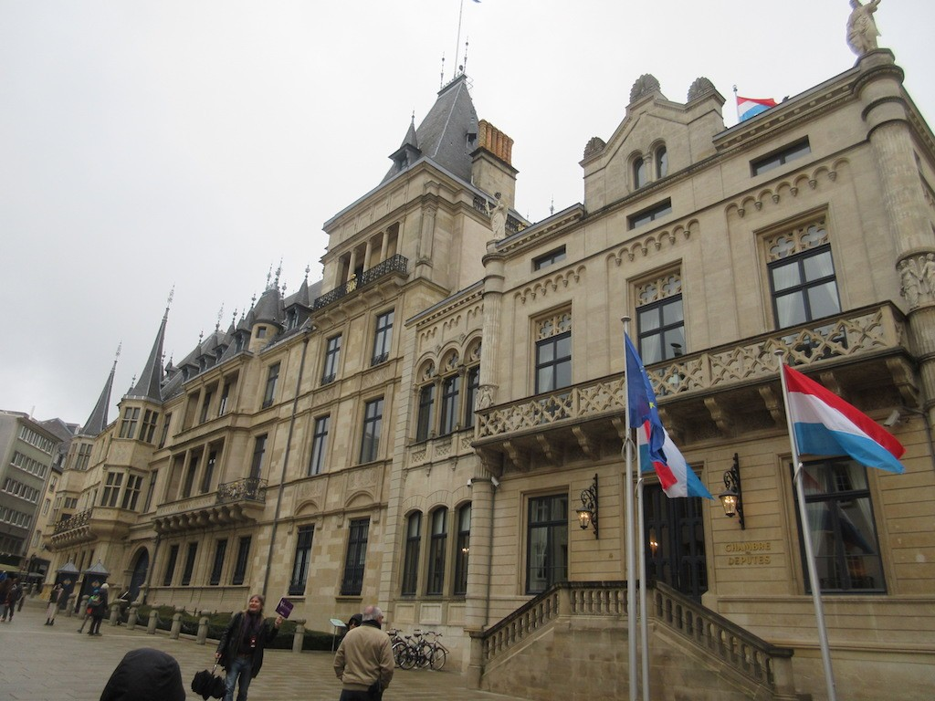 Luxembourg - Parliament Building