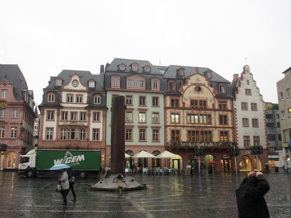 Mainz - Architecture