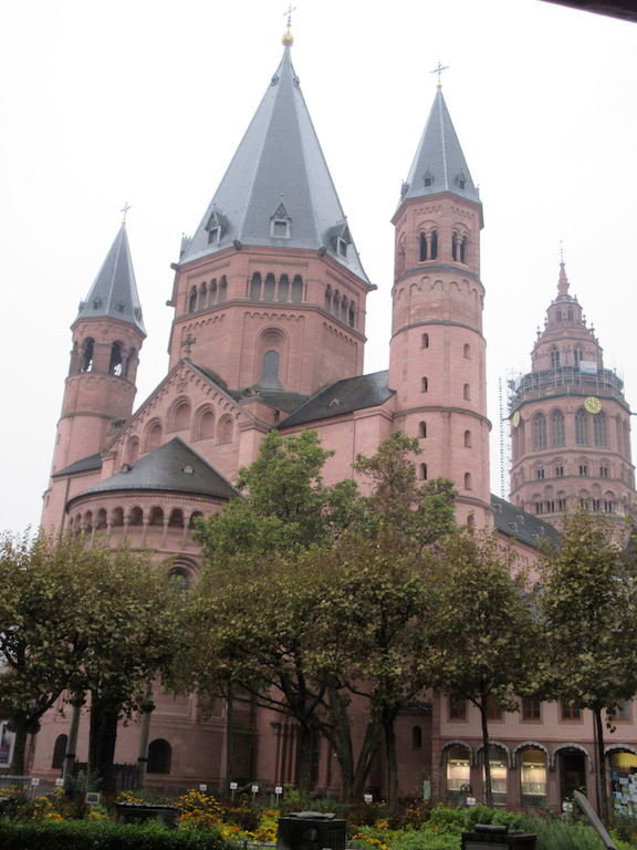 Mainz - Cathedral