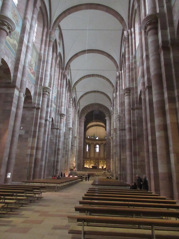 Speyer - Cathedral Interior
