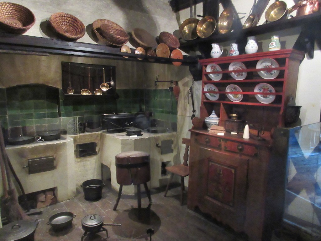 Strasbourg - Asacien Museum Exhibit