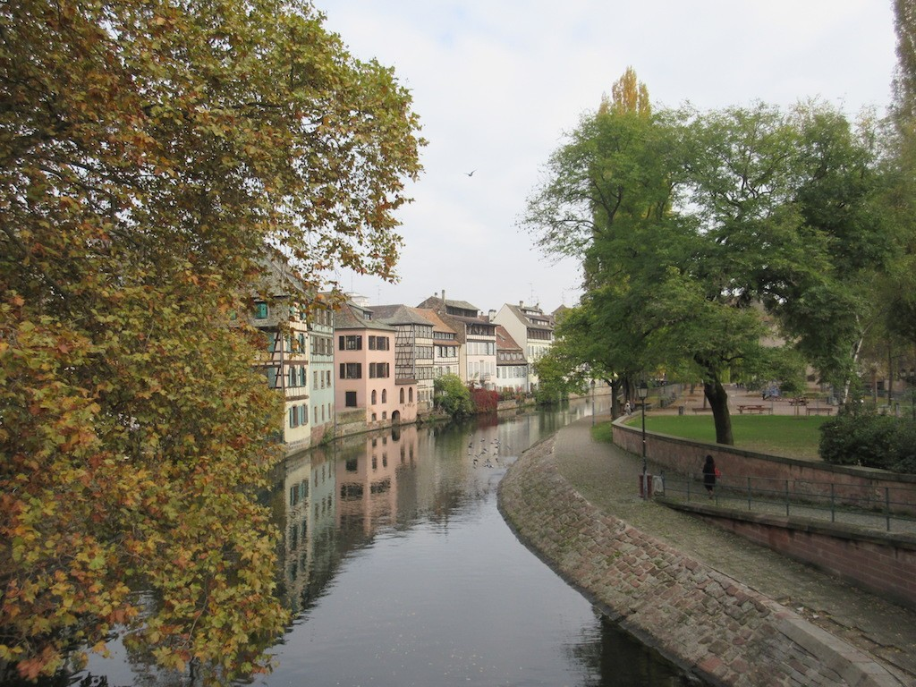 Strasbourg - Canal