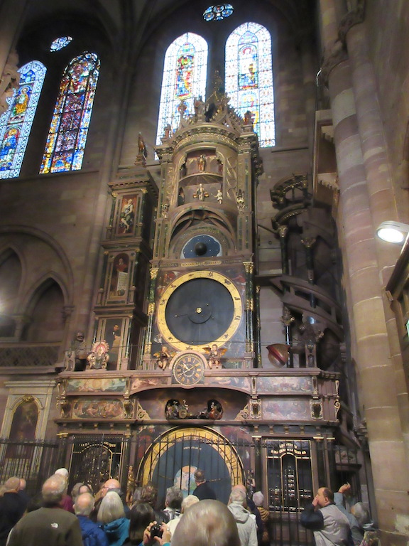 Strasbourg - Cathedral Clock