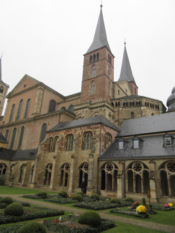Trier - St. Peter Church