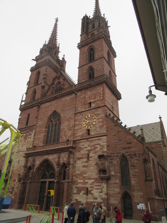 Basel - Church