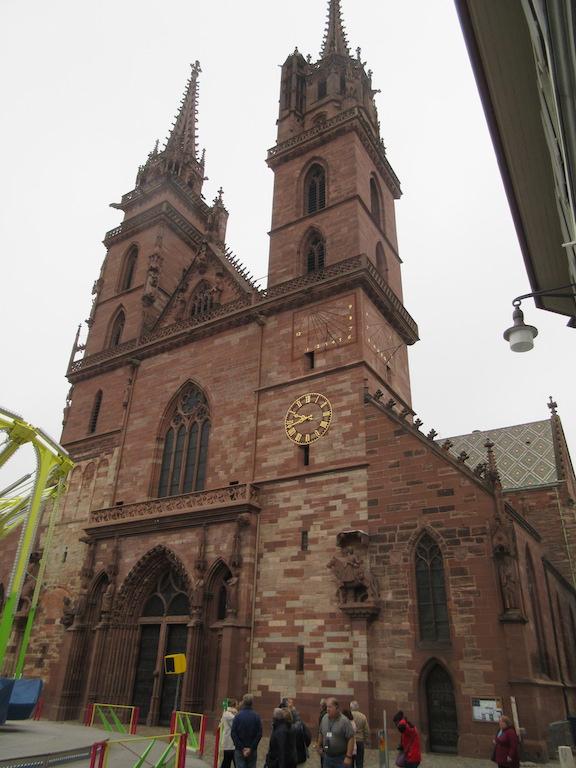 Basel - Church