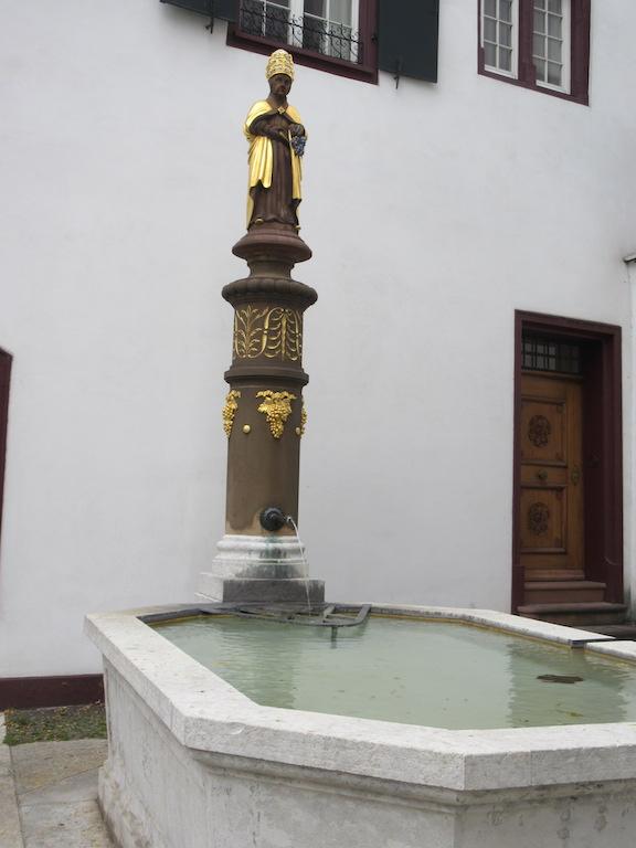 Basel- Fountain