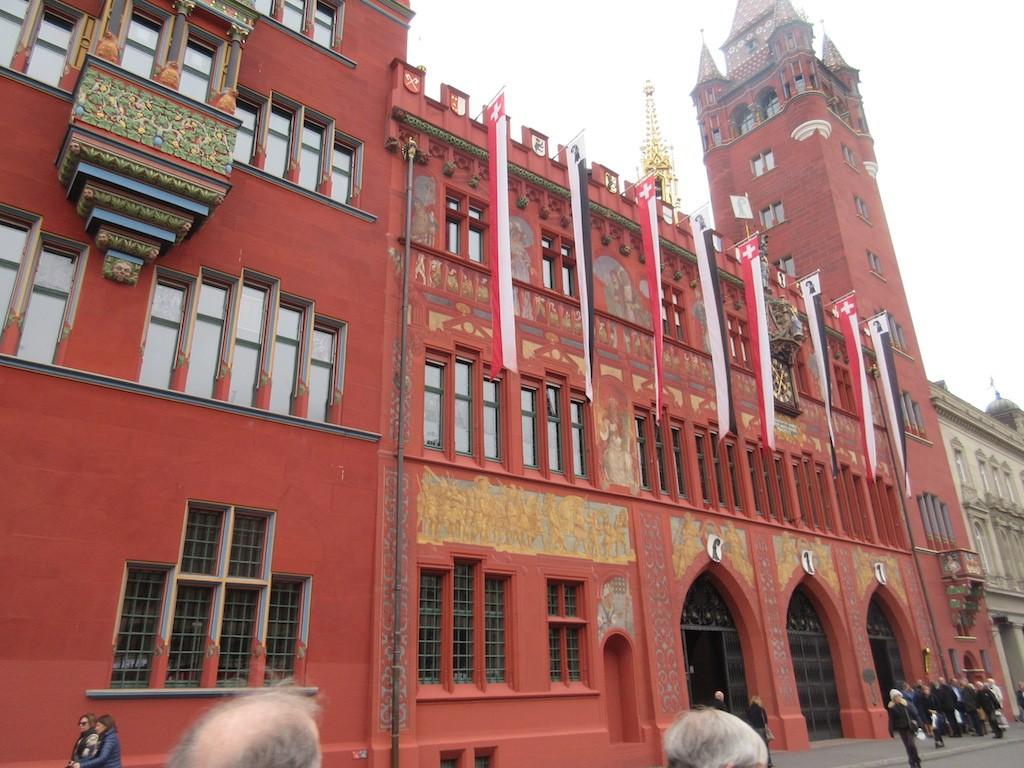 Basel - Town Hall