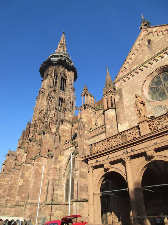Freiburg - Church