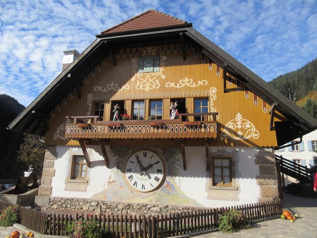 Freiburg - Cuckoo Clock