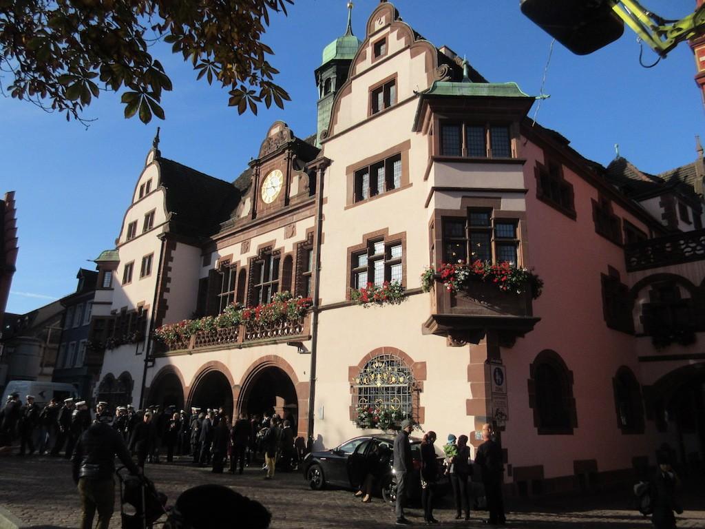 Freiburg - Town Hall