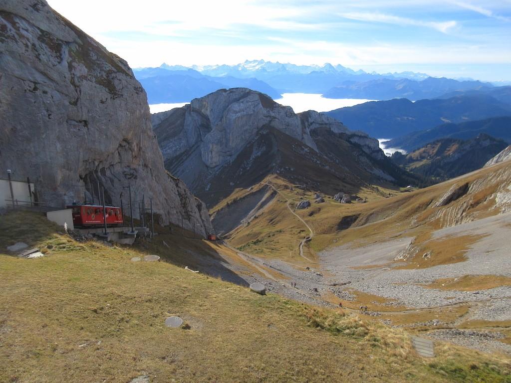 Lucerne - Mt. Pilatus