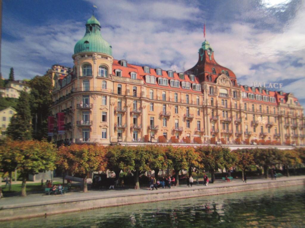 Lucerne - Palace Hotel